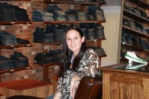 Lindsay Buscher, Owner of Urban Chic