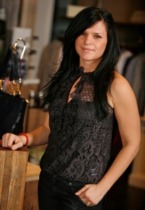 Courtney Cannata, Head Buyer of Urban Chic