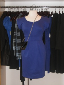 Shoshanna Scoop Neck Dress