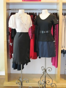 Rebecca Taylor Day To Dinner Dress and Theory Tilly Dress
