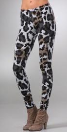 Diane von Furstenberg Nomadic Leopard Leggings
