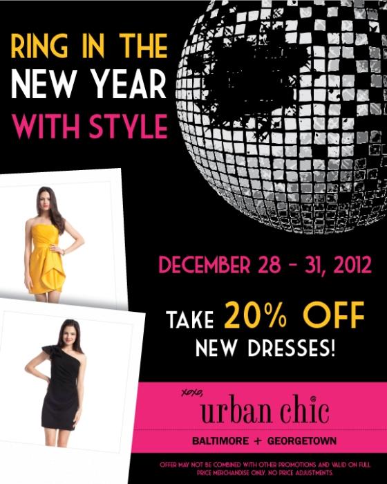 New Years Eve Dress Sale