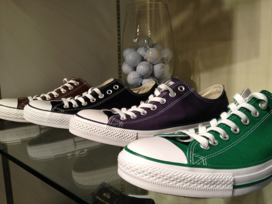 Converse, Sneakers, $46.