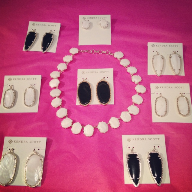 Kendra Scott Jewelry, $55-$195.