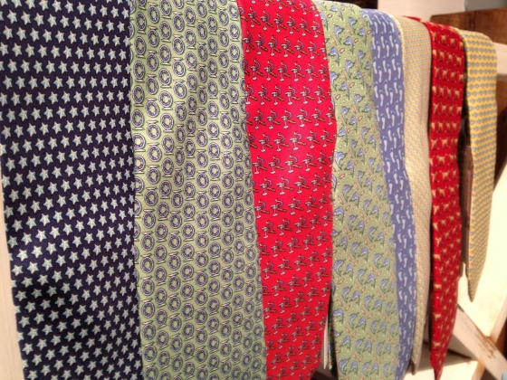 Vineyard Vines, Ties, $75.